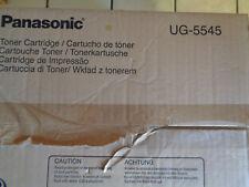Genuine Panasonic UG 5545 UG 5535 BLACK Toner Cartridge FAX UF 7100 UF 8100