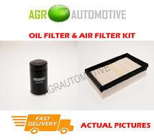 PETROL SERVICE KIT OIL AIR FILTER FOR SUZUKI SWIFT 1.5 102 BHP 2005-13