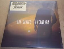 RAY DAVIES - Americana - Legacy 88985387101 SEALED