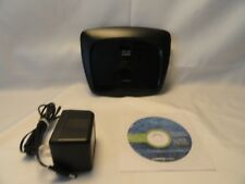Cisco Linksys Wireless-N Home Router WRT120N