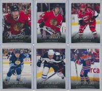 2011-12 Upper Deck Series 1 Series 2 CANVAS Young Guns Rookies YOU CHOOSE