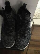 """Nike Lebron 15 XV """"Ashes"""" Grey Black 897648-002 Size 10"""