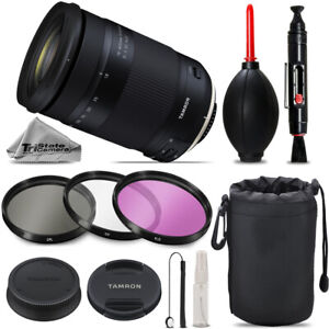Tamron 18-400mm VC Lens for Nikon - Must Have Essentials Kit For Nikon D Series