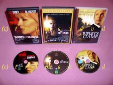 3 DVDs _Ripley's Game & The Others & Tagebuch eines Skandals _Mehr Filme im SHOP