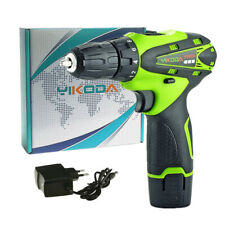 Fast Ship Home DIY 12 Volts Cordless Drill With One Battery One US/EU Charger