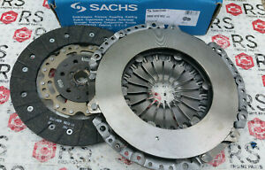 SACHS Clutch Kit 3000 970052 FORD Mondeo Mk3 JAGUAR X-Type 2.0 16V TDDi / TDCi