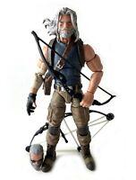 Old Man Hawkeye Marvel Legends Action Figure 100% Complete Hasbro Logan 2 Pack