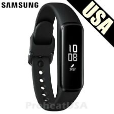 Samsung Galaxy Fit-e SM-R375 Smart Band Bluetooth Fitness Activity Tracker BLACK