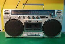 RADIO VINTAGE BOOMBOX GHETTO BLASTER SHARP GF5757