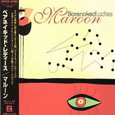 Maroon by Barenaked Ladies (CD, Oct-2000, Wea)