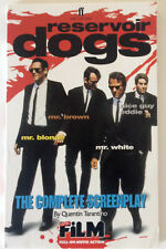 Reservoir Dogs The Complete Screenplay Book by Quentin Tarantino
