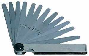 Spessimetro 20 lamine lame valvole indicazione Spessimetri 0,05 - 1 mm € 8,80