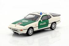 PORSCHE 924 Polizei H0 - 1/87 - SCHUCO