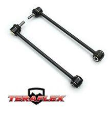 "TeraFlex 2.5"" Rear Sway Bar Link Kit Set for 2007-2017 Jeep Wrangler JK 1744500"