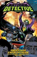 Batman Detective Comics Vol 3 Greetings From Gotham TP