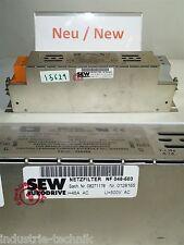 SEW Eurodrive Netzfilter NF 048-503