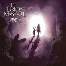 THE BIRTHDAY MASSACRE - HIDE AND SEEK NEW CD