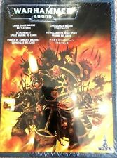 WARHAMMER 40K - Chaos Space Marine Battleforce - Distaccamento Space Marine Caos