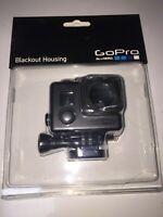 GoPro Blackout Waterproof 40m Housing  Case Cover For Gopro Hero 4 3+ 3 Camera