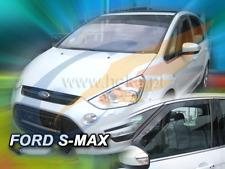 Saute vent FORD FOCUS C-MAX 5-porte 2003-2011 4-tlg HEKO Foncé Déflecteurs