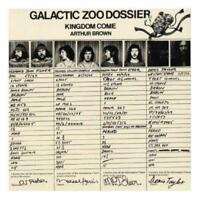 Arthur Brown And Kingdom Come - Galactic Zoo Dossier (NEW CD)