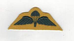 LIGHT INFANTRY/BRITISH ARMY PARACHUTE QUALIFICATION WINGS - NEW