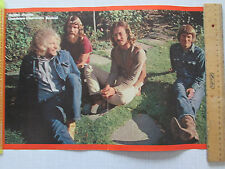 Creedence Clearwater Rivival (Bravo-Poster ca. 45 Jahre alt!) Nr. 2