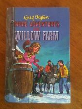 More Adventures of Willow Farm Enid Blyton (Hardcover, 1974) Very Good Condition