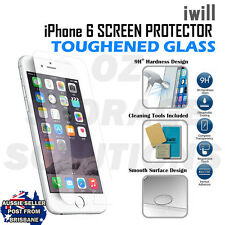 iwill Apple iPhone 6 Premium Tempered Glass clear Screen Protector