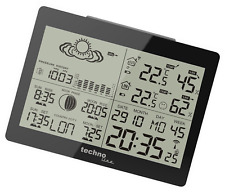 Technoline WS 6760  Weather Station and Radio Controlled Clock timing signal fro