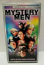 Mystery Men (1999) Special Edition Vhs Tape