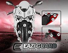 Eazi-Guard™ Ducati 1299 Panigale 2015-2017 Motorbike Stone Chip Protection Kit
