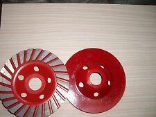 5 inch Coarse Grinding Diamond Turbo Cup Wheel Granite Stone Concrete Travertine