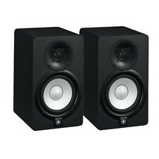 "Yamaha HS5 Powered Studio Monitor PAIR ""TRUE SOUND"" 5"" HS-5 HS 5 ACTIVE MONITORS"