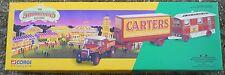 Corgi 16501 Showmans range Scammell Highwayman trailer & caravan MIB