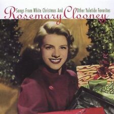 Rosemary Clooney-Songs From White Christmas & Other Yuletide Favorites (NEW CD)