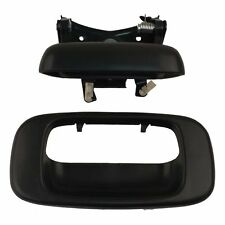 fits 99-07 Chevy Silverado GMC Sierra Tailgate Handle and Bezel Trim Kit Set