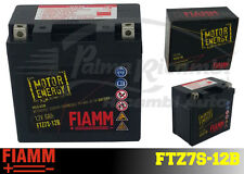 FTZ7S-12B  YTZ7S-12B BATTERIA MOTO FIAMM AGM TECHNOLOGY 6Ah 70A