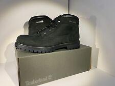Timberland NewMarket Boot Black Nubuck - Mens Size 10.5