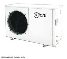 Michl Luft/-Wasser Wärmepumpe 11,0 kW TWRE-K04