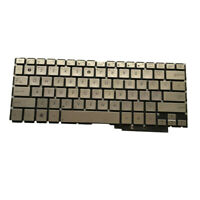 For Asus UX31 UX31E UX31A PC Standard US English Layout Keyboard Silver