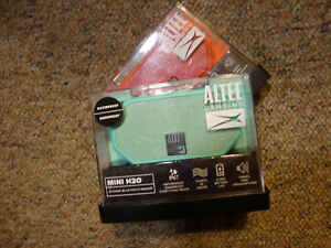 NEW Altec Lansing Mini H2O Rugged Bluetooth Speaker