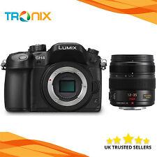 Panasonic Lumix DMC-GH4 With 12-35mm f/2.8 Lens + 3 Year Worldwide Warranty