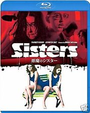 Sisters [1972] (Blu-ray Region A)~~~~Brian de Palma: Margot Kidder~~~~BRAND NEW