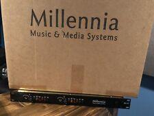 New Millennia Media HV-37 Stereo Microphone Preamp / DI - OPEN BOX