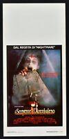 Plakat Die Schlange E L ? Rainbow Wes Crawen Alptraum Horror Halloween N31