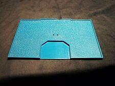 Plasticville Airpot Administration Building Blue Roof O-S Scale
