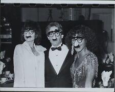 Stepfanie Cramer, Peter Scolari, Shari Belafonte Harper ORIGINAL PHOTO HOLLYWOOD