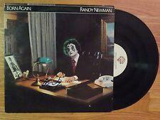 RANDY NEWMAN signed BORN AGAIN 1979 Record / Album COA