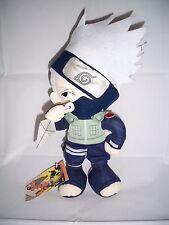 "NewAnime Naruto Series (GE-7037 ) 8"" Kakashi Plush Doll Toy w/ tag"